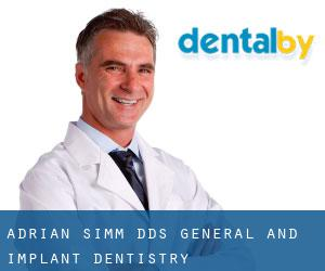 Adrian Simm DDS - General and Implant Dentistry