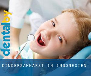 Kinderzahnarzt in Indonesien